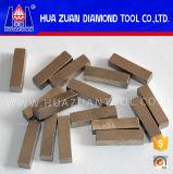 Hoge Efficiency de de Scherpe Hulpmiddelen van 1 Steen van de Meter/Uiteinden van de Diamant/Marmeren Scherp Segment voor Verkoop