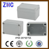 200*150*130 imperméabilisent la boîte de jonction électrique en plastique de commutateur de norme britannique