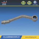 Brazo de control de acero de manejo de la forja del OEM para las piezas de automóvil