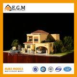 Modelo da casa de campo do ABS unifamiliar do modelo/alta qualidade da carcaça/modelo bens imobiliários/todo o tipo da manufatura dos sinais