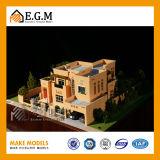 Einfamilien- Gehäuse-Modell/Qualität ABS Landhaus-Modell/Grundbesitz-Modell/alle Art Zeichen-Fertigung