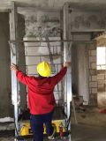Wall automática cemento húmedo arena Enlucido Máquina de pulverización