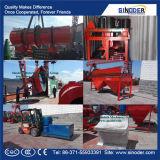 Производственное оборудование органического удобрения деятельности высокой эффективности непрерывное