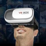 Vidrios del juego video del receptor de cabeza de Vr 3D de la cartulina de Google de la realidad virtual
