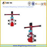 Alineación de la reparación de la rueda del precio de la máquina de la alineación de rueda