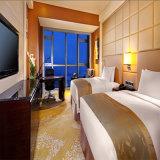 Meubles modernes classiques à extrémité élevé de jeu de chambre à coucher