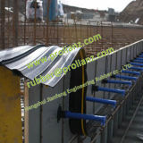 PVC Waterstop pour Concrete Joint (Sold vers le Pakistan)