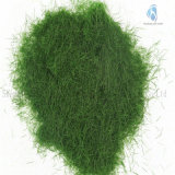 10kg/Bag Mixed Green Nylon Grass Meal für Landscape Lay-out