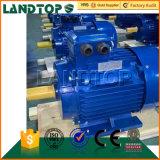 Da indução trifásica da C.A. das PARTES SUPERIORES motor elétrico assíncrono 10kw