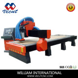 Cambiador do eixo do torno de madeira do CNC auto para a estaca do Woodworking (VCT-1530ASC3)