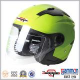 Новый шлем мотоцикла/мотовелосипеда/самоката стороны Arrivel ECE открытый с двойным забралом (OP230)