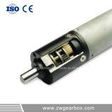 22mm 24V de Kleine gelijkstroom Motor van het Toestel voor Actuator van het Slot van de Deur