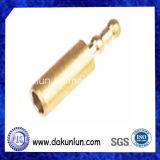 Asiento de cobre amarillo de la aguja de la precisión