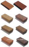 De Gespleten Tegel van de klei voor BuitenBaksteen 60*240mm Rdff221 van de Muur
