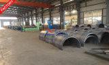 China-heißer Großhandelsverkaufs-gewölbtes Metallblatt