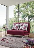 3 dobrou o sofá contínuo do assento de amor no estilo simples (VV955)