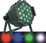 DMX 512 18 X 12W 5in 1 PC Indoor PAR Light LED-4in1 18