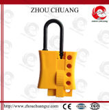 Толщиной Dia 6mm Safety Nylon Lockout Hasp Shackle с Customized Color