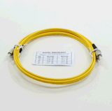 Cavo ottico duplex monomodale della fibra di FC-FC