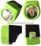 Lâmpada de tampão sem corda de Gl3-a com o carregador magnético do USB