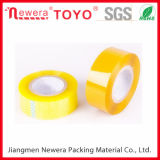 BOPP Yellowish Transparent Packaging Tape für Box Sealing
