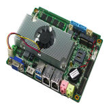 MainboardはIntel Qm77/Hm77 ChipestのサポートIntelのソケットG3移動式Sandy/IVYの橋I7/I5/I3 (BM77)に基づいていた