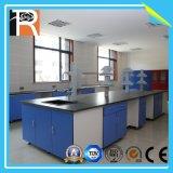 Laminado sólido ignífugo HPL resistente a sustancias químicas para mostrador de laboratorio y laboratorio personal de la escuela