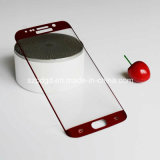 für Rand 3D 9h Samsung-S6 gebogenes Rand-ausgeglichenes Glas-Bildschirm-Schild-Screen-Glas