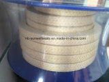 Oil (SUNWELL P101) 없이 순수한 PTFE Braided Packing