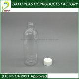 bottiglia di plastica della radura dell'animale domestico 88ml per liquido
