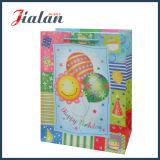 bolsa de papel impermeable impresa aduana barata de Proffessional de la alta calidad 157g