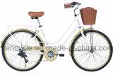 """6 سرعة غلّة كرم درّاجة [ستيل فرم] سيادات مدينة درّاجة 26 """" غلّة كرم مدينة درّاجة مدينة درّاجة"""