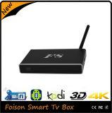 Коробка коробки профессионала 2GB/8GB Andriod TV установленная верхняя