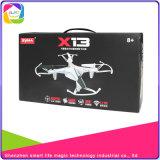 USB Quadcopter X13 затыкает тип миниое RC Quadcopter с дистанционным управлением