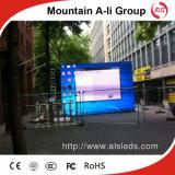 panneau de message programmable de WiFi LED de fonction d'affichage visuel de Pixel de 16mm