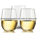 透明な16oz Stemless Wine Glass (B-WG065)