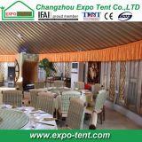 Barraca de bambu ao ar livre de Yurt para o partido e o casamento