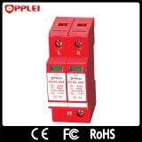 Protecteur de montée subite chaud de courant alternatif de la classe C de protection contre la foudre de basse tension de vente