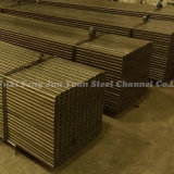 Pre-Гальванизированный Q235B канал стального высокого качества раздела стальной
