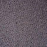 Chocolate negro 100% poliéster Dobby Tela Capa de aire para la memoria colchón de espuma / Textiles para el hogar