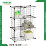 Шкаф кубика хранения сетки провода домочадца модульный ый