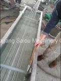 Estirador de la granulación de la escama del HDPE con la capacidad 100-500kg/Hour