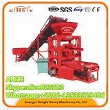 Tijolo que faz máquinas o cimento obstruir a maquinaria