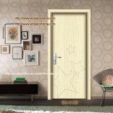 Porta de madeira do PVC do MDF da porta da porta interior