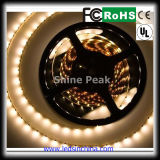 Tira flexible blanca caliente de 3528 SMD LED