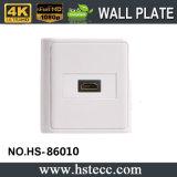 Plaat van uitstekende kwaliteit van de Muur van de Rechte hoek HDMI van 86 Stijl de Audio
