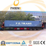 40feet Side Loader Semi Trailer для Lifting и Carrying Container