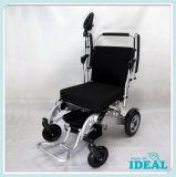 6 minuscules pliables et fauteuil roulant électrique portatif
