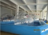 Sale caldo Mul-Colors Round Family Inflatable Pool, PVC Inflatable Pool, piscina Inflatables di 0.9mm di Adults