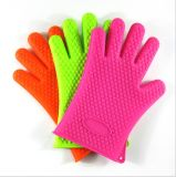 Самые лучшие продавая перчатки печи силикона перчаток силикона Kitchenware